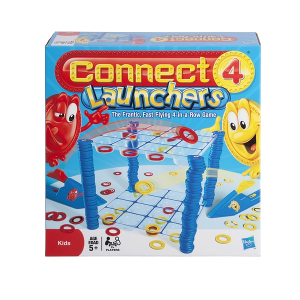 Connect 4 Flip Board Game