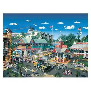 Key West 1000-piece Jigsaw Puzzle