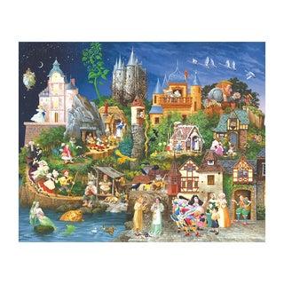 Fairy Tales 1500-piece Jigsaw Puzzle