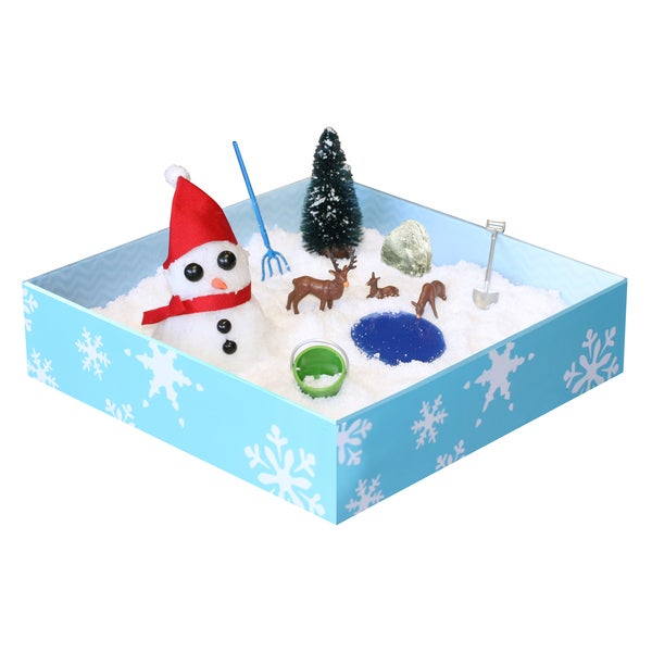 Grow-It! Snow Day Play Set