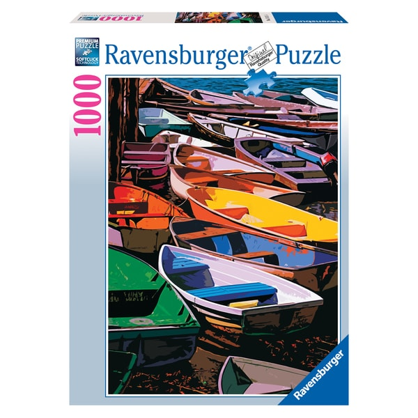 Dories of Maine 1000-piece Jigsaw Puzzle