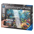 Augmented Reality Colorful Underwater Kingdom 1000-piece Jigsaw Puzzle