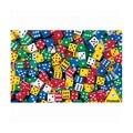 Dice 1000-piece Jigsaw Puzzle