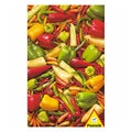 Peppers & Chillies Jigsaw Puzzle: 1000 Pcs