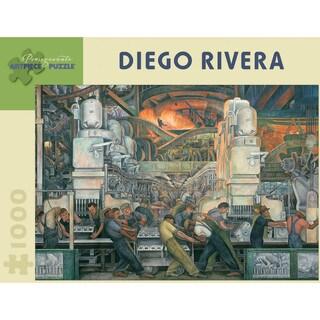 Diego Rivera Detroit Industry Puzzle: 1000 Pcs