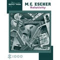MC Escher 'Relativity' 1000-piece Puzzle