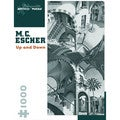 MC Escher Up and Down Puzzle: 1000 Pcs