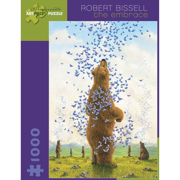 'The Embrace' 1000-piece Puzzle