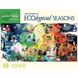 Chris Hardman 'ECOLogical Seasons' 1000-piece Puzzle