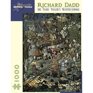 Richard Dadd 'The Fairy Feller's Master-Stroke' 1000-piece Puzzle