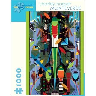 Charley Harper 'Monteverde' 1000-piece Puzzle