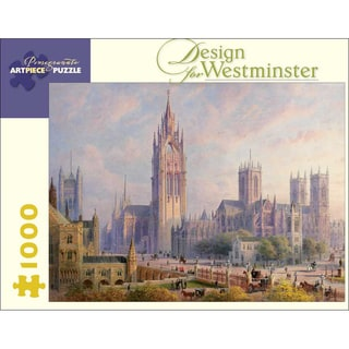 'Design for Westminster' 1000-piece Puzzle