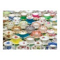 Tea Cups Puzzle: 1000 Pcs