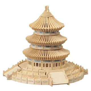 Temple of Heaven Wooden 3D Puzzle