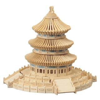 Temple of Heaven Wooden 3D Puzzle