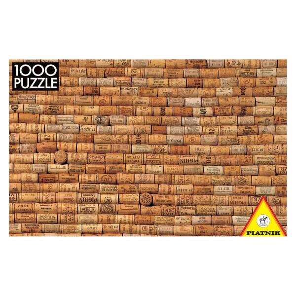 Wine Corks Jigsaw Puzzle: 1000 Pcs 12160094