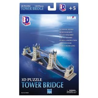 3D Puzzle London Tower Bridge (118 pieces)