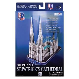 3D Puzzle Saint Patrick's Cathedral (41 pieces)