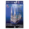 3D Puzzle Saint Patrick's Cathedral (41 pieces)