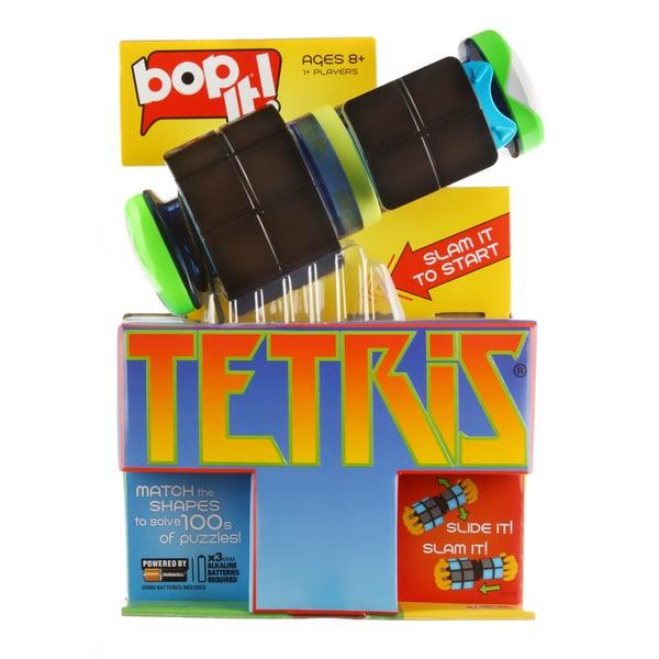 Bop It Tetris