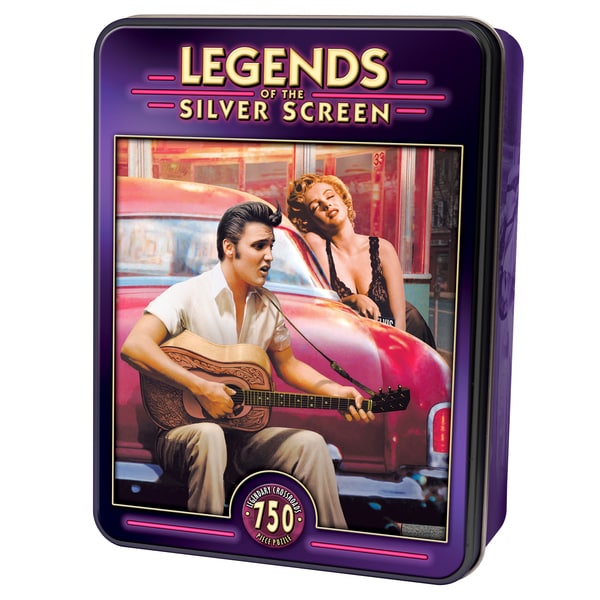 Legendary Crossroads 750-piece Puzzle in a Tin
