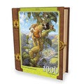 Fairytales Book Box Jack and the Beanstalk 1000-piece Jigsaw Puzzle