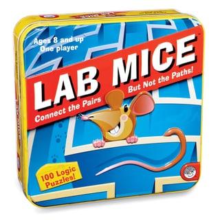 Lab Mice Puzzle Game