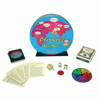 Drinking Games From Around the World Board Game