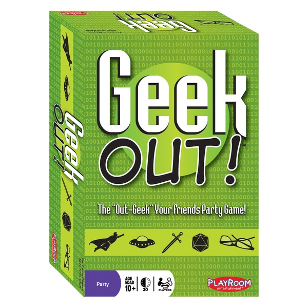 Geek Out! Board Game