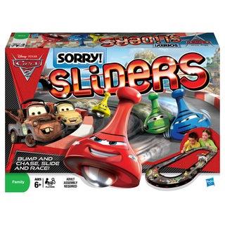 Sorry Sliders World GP Race Game