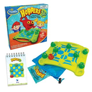 Hoppers Jr Board Game