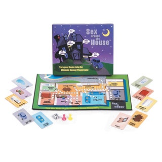 'Sex Around the House' Adult Board Game