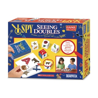 I Spy: Seeing Doubles Board Game