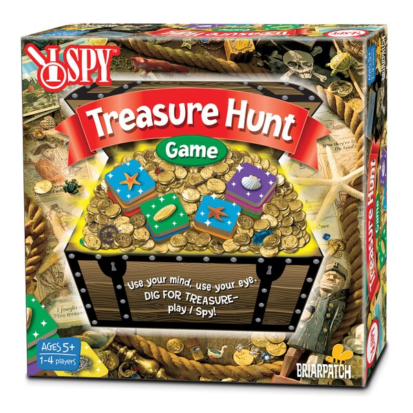I Spy: Treasure Hunt Board Game