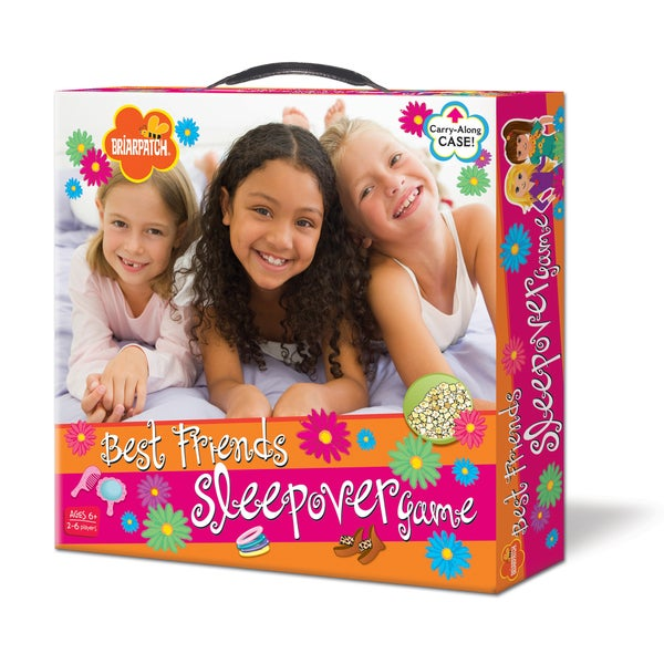 Best Friends Sleepover Game