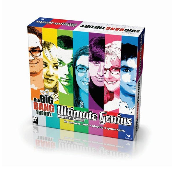 The Big Bang Theory Ultimate 'Genius' Party Game