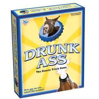 Drunk Ass Trivia Game
