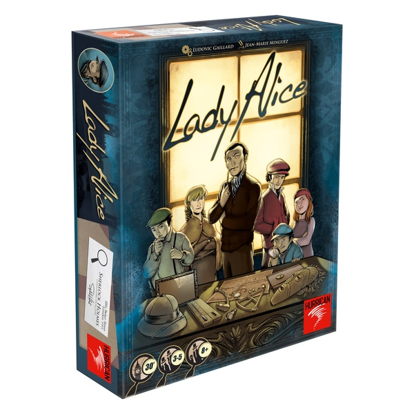 Lady Alice Game