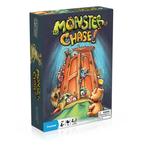 Monster Chase Game