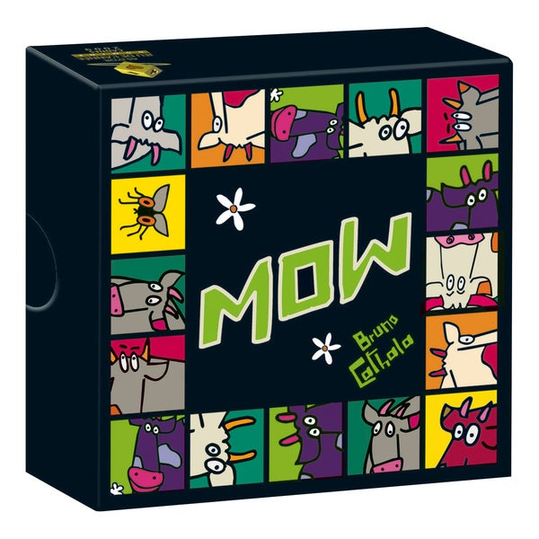 Mow Card Game