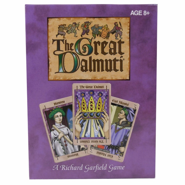 Avalon Hill The Great Dalmuti Game