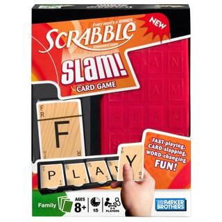 Hasbro Scrabble Slam Deluxe Game