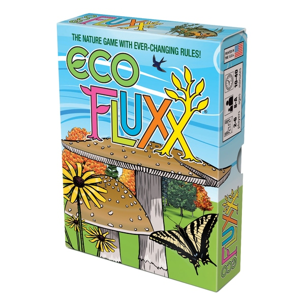 Eco Fluxx Board Game