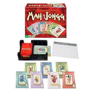 Mah Jongg Card Game: Gold Standard Edition