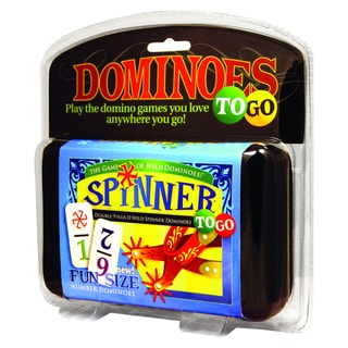 Spinner To-go Travel Game