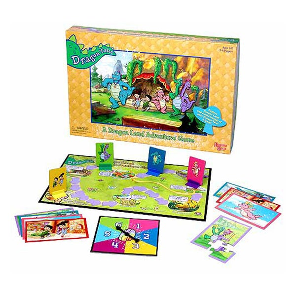Dragon Tales: A Dragon Land Adventure Board Game