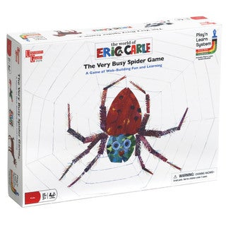The Very Busy Spider Game