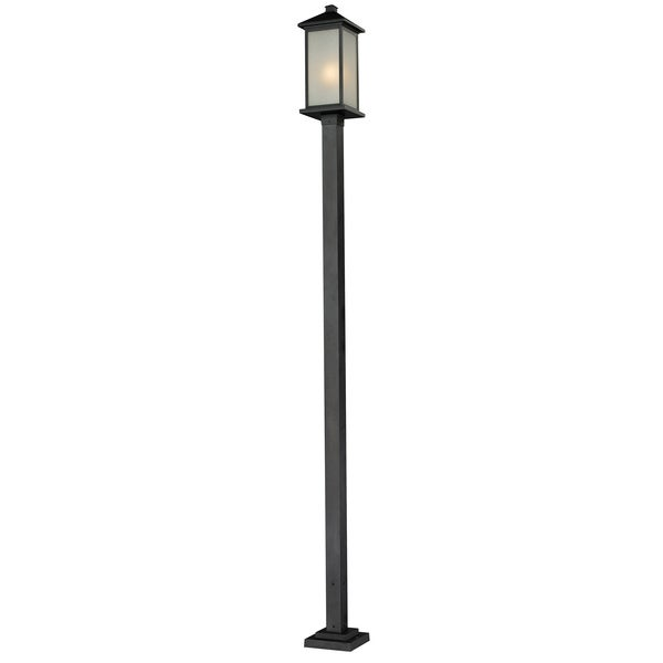 Z-Lite Soft-white Outdoor Post Light