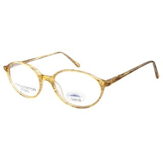Eye Q Masterpiece Elyse Wheat Prescription Eyeglasses