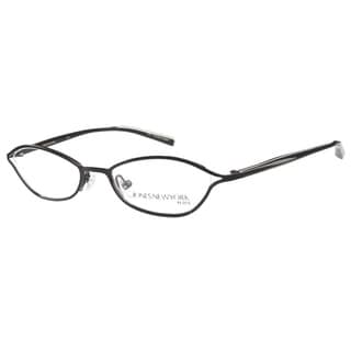 Jones New York Petite J102 Black Prescription Eyeglasses
